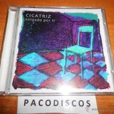 CDs de Música: CICATRIZ COLGADO POR TI CD ALBUM DEL AÑO 1998 CONTIENE 14 TEMAS HEAVY ROCK DURO ROCK VASCO RARO. Lote 41250272