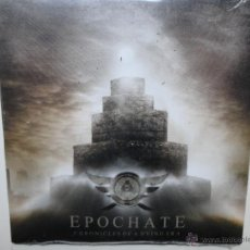 CDs de Música: EPOCHATE- CHRONICLES OF A DYING ERA - ITALY CD ALBUM CAR 2009- FACTORY SEALED-MINT.. Lote 41267082