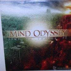 CDs de Música: MIND ODYSSEY- TIME TO CHANGE IT - GERMAN PROMO CD ALBUM CAR 2009- MINT.. Lote 194980533