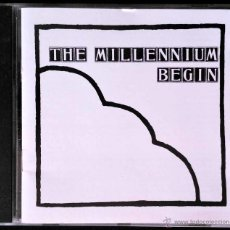 CDs de Musique: THE MILLENNIUM, BEGIN - CD. Lote 41268565