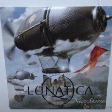 CDs de Música: LUNATICA- NEW SHORES- AUSTRIA PROMO CD ALBUM CAR 2009- MINT.. Lote 41269346