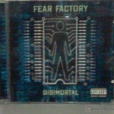 CDs de Música: FEAR FACTORY DIGIMORTAL. Lote 41296955