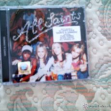 CDs de Música: CD ALL SAINTS: SAINTS & SINNERS. Lote 41349511