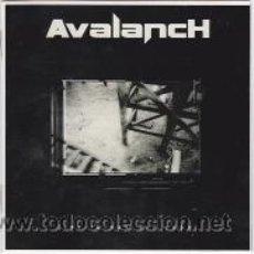 CDs de Música: CD AVALANCH LAS RUINAS DEL EDEN (XANA RC.2004). Lote 41380209