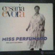CDs de Música: CESARIA EVORA - MISS PERFUMADO. 20 ANIVERSARIO (2CD,SONY-LUSAFRICA, 2012) DIGIPACK DOBLE CN LIBRETO. Lote 41397429