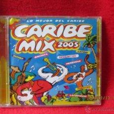 CDs de Música: CARIBE MIX 2005 (1 CD). Lote 41402554