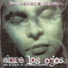 CDs de Música: BSO ABRE LOS OJOS. 2CD.. Lote 41404801