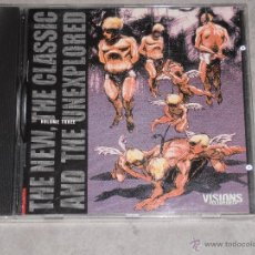 CDs de Música: THE NEW,THE CLASSICS AND THE UNEXPLORED - VISIONS - SLAYER,MADBALL.ADDICT,MONSTER MAGNET....- CD. Lote 41407566