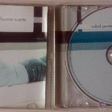 CDs de Música: ISABEL PANTOJA(BUENA SUERTE). Lote 128677947