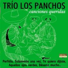 CDs de Música: CD TRÍO LOS PANCHOS: CANCIONES QUERIDAS. Lote 41449781