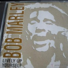 CDs de Música: BOB MARLEY-LIVELY OF YOURSELP. Lote 41464840