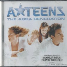 CDs de Música: A - TEENS - THE ABBA GENERATION V. Lote 41467440