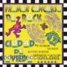 CDs de Música: CD PRIMER CONCURSO DE ROCK CIUDAD DE OVIEDO (NORTE-SUR 1998). Lote 41467658