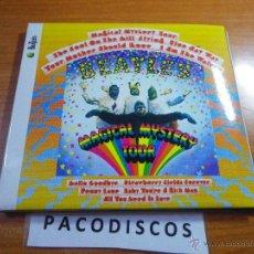 CDs de Música: THE BEATLES MAGICAL MYSTERY TOUR CD ALBUM DEL AÑO 2013 REMASTERIZADO EL PAIS CONTIENE 11 TEMAS. Lote 41471742