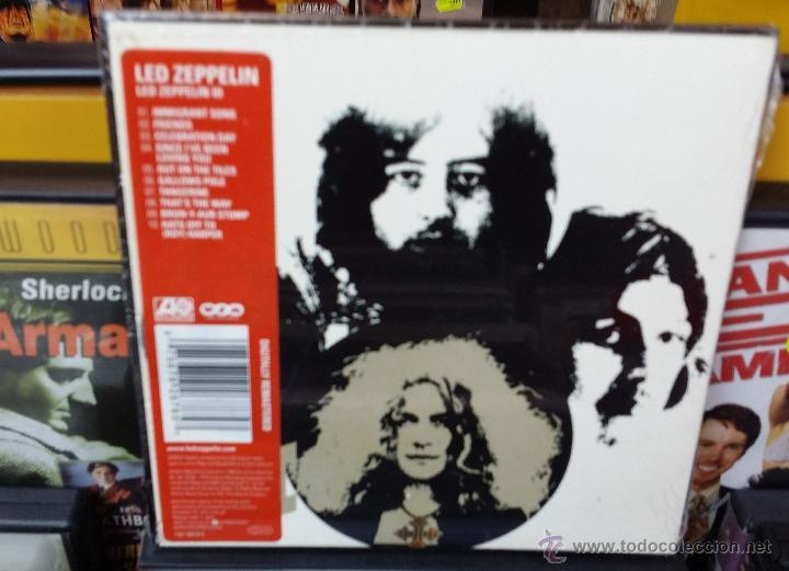 CDs de Música: LED ZEPPELIN - LED ZEPPELIN III - CD - Foto 2 - 41474274