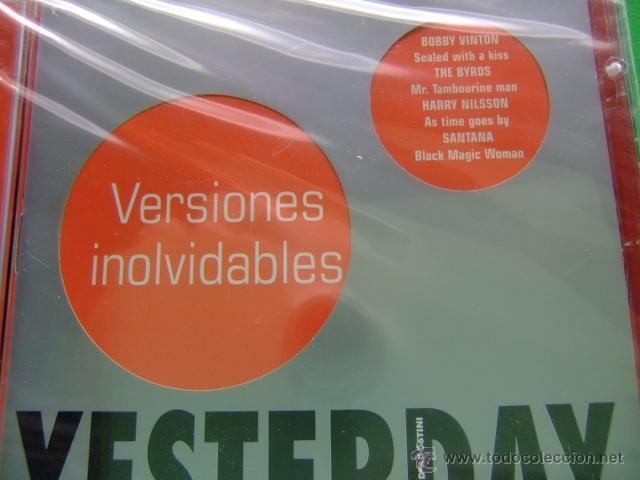 CDs de Música: CD MUSICA (colección de planeta)13 VERSIONES INOLVIDABLES - Bob Dylan - Serrat - Lennon + otros - Foto 2 - 41516212