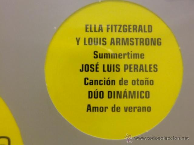 CD MUSICA YESTERDAY (COLEC. DE PLANETA)12 TEMPORADA MUSICAL- MIGUEL RIOS - ELLA FITZGERALD + OTROS (Música - CD's World Music)