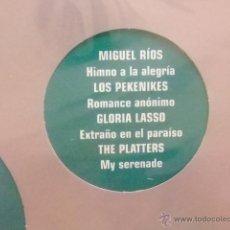 CDs de Música: CD YESTERDAY (COLECCIÓN DE PLANETA)13 CANTANDO A LOS CLASICOS - MIGUEL RIOS - LOS PEKENIQUES + OTROS. Lote 41516525