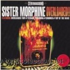 CDs de Música: MINI-CD SISTER MORPHINE OVERLOADED!! (D.A.M. 1999). Lote 41573553