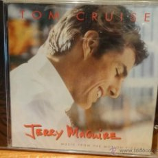 CDs de Música: B.S.O. !! JERRY MAGUIRE / MUSIC FROM THE MOTION PICTURE. CD / EPIC - 13 TEMAS / PRECINTADO. Lote 41576974