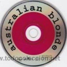CDs de Música: CD-EP AUSTRALIAN BLONDE BOOM (SOLO DISCO) (RCA 1997). Lote 41586491