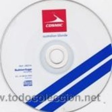 CDs de Música: CD-EP AUSTRALIAN BLONDE COSMIC (SOLO DISCO) (SUBTERFUGE 1995). Lote 41586538