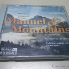 CDs de Música: MANUEL AND HIS MUSIC OF THE MOUNTAINS. Lote 41604812