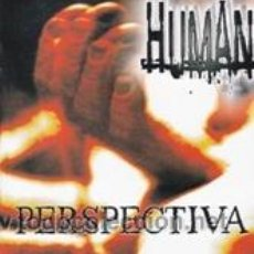 CDs de Música: CD HUMAN PERSPECTIVA (STO.GRIAL 2004). Lote 41615890