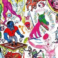 CDs de Música: DANIEL JOHNSTON - THE STORY OF AN ARTIST BOX SET (6CD + BOOK). NUEVO Y PRECINTADO.. Lote 41620648