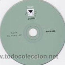 CDs de Música: MINI-CD MUS ZUNA (SOLO DISCO) (ACUARELA 1997). Lote 41620933
