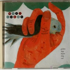 CDs de Música: CD. MATT SUGGS - GOLDEN DAYS BEFORE THEY END- PUBLICADO EL AÑO 2000 . Lote 41636196