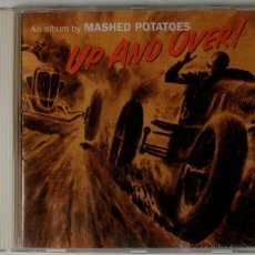 CDs de Música: CD. THE MASHED POTATOES- UP AND OVER- (MUNSTER RECORDS) . Lote 41636550