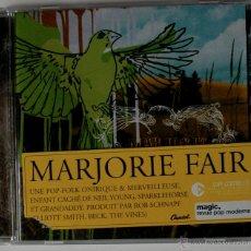 CDs de Música: CD. MARJORIE FAIR- SELFHELP SERENADE- CAPITOL RECORDS, 2004 . Lote 41636568