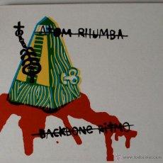 CDs de Música: ATOM RHUMBA - BACKBONE RITMO (CD, MUNSTER RECORDS) . Lote 41636651