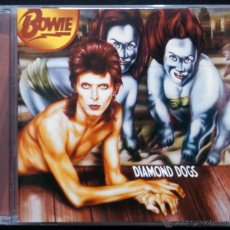 CDs de Música: DAVID BOWIE, DIAMONDS DOGS - CD EDICIÓN REMASTERIZADA Y CON LIBRETO CON FOTOS Y TEXTOS. Lote 41655750
