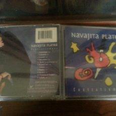 CDs de Música: CD NAVAJITA PLATEA CONTRATIEMPOS. Lote 41674735