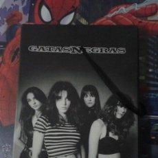 CDs de Música: CAJA PROMOCIONAL GATAS NEGRAS 1995 CASTELLON MORCILLO DISCOS MEDICINALES. Lote 41674993