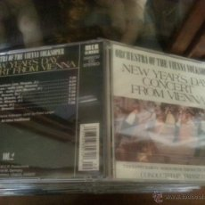 CDs de Música: CD NEW YEAR´S DAY CONCERT FROM VIENNA VOL 2. Lote 41675606