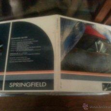 CDs de Música: CD SPRINGFIELD. Lote 41675620