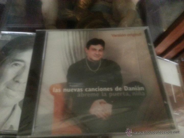 CD LAS NUEVAS CANCIONES DE DAMIAN ABREME LA PUERTA , NIÑA - SIN ABRIR (Música - CD's Otros Estilos)