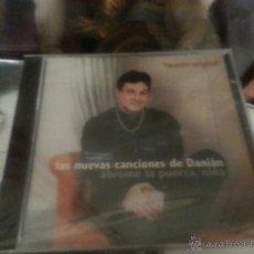 CDs de Música: CD LAS NUEVAS CANCIONES DE DAMIAN ABREME LA PUERTA , NIÑA - SIN ABRIR. Lote 41675689