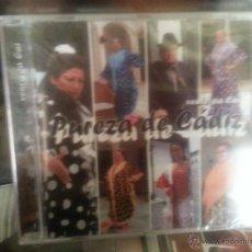 CDs de Música: CD FLAMENCO - PUREZA DE CADIZ - VENTE PA CAI - SIN ABRIR. Lote 41675715
