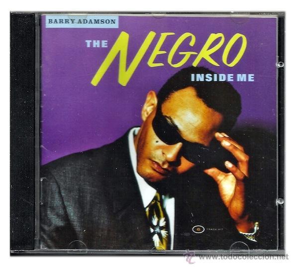 BARRY ADAMSON - 'THE NEGRO INSIDE ME' (CD EP) (Música - CD's Otros Estilos)