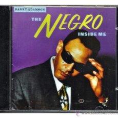 CDs de Música: BARRY ADAMSON - 'THE NEGRO INSIDE ME' (CD EP). Lote 41678143