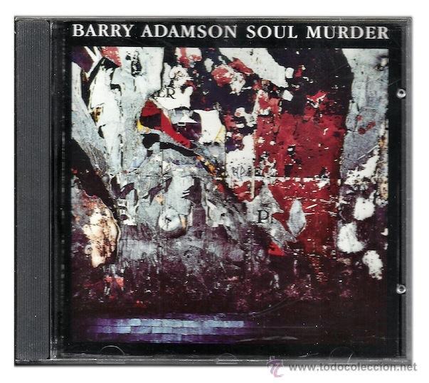 BARRY ADAMSON - 'SOUL MURDER' (CD) (Música - CD's Otros Estilos)
