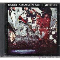CDs de Música: BARRY ADAMSON - 'SOUL MURDER' (CD). Lote 41678203