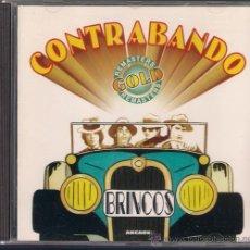 CDs de Música: BRINCOS - CONTRABANDO - CD - REEDICIÓN ARCADE / SONY 1998. Lote 41678556