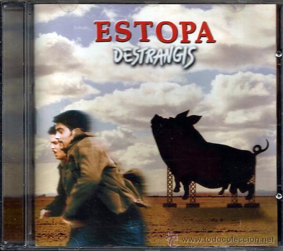 ESTOPA - 'DESTRANGIS' (CD) (Música - CD's Otros Estilos)