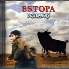 CDs de Música: ESTOPA - 'DESTRANGIS' (CD). Lote 41698816