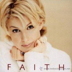 CDs de Música: FAITH HILL FAITH CD ALBUM 1998 - CONTIENE 12 TEMAS. Lote 41706692